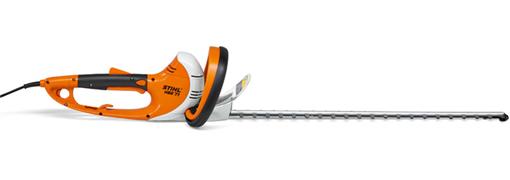 STIHL HSE 71 60 cm- Excellent rapport poids/puissance pour ce taille-haie électrique très maniable