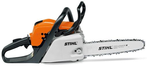 STIHL MS 171- Petite tronçonneuse à essence moderne 1,3 kW 30 cm