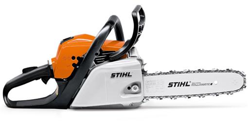 STIHL MS 211-Tronçonneuse à essence moderne,  1,7 kW – 35 cm