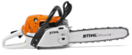 STIHL MS 271 C BE – Tronçonneuse à essence confortable 2,6kW 40 cm Ergostart et Tendeur