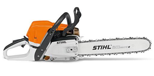 STIHL MS 362 C-M 45 cm – Tronçonneuse professionnelle à 3,4 kW moderne et dynamique