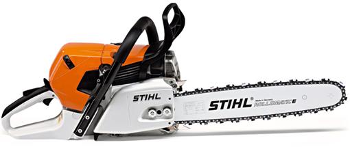STIHL MS 441 C-M Tronçonneuse hautes performances puissante de 4,2 kW avec M-Tronic 50cm