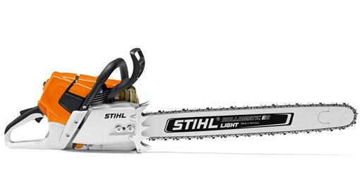 STIHL MS 661 C-M 63 cm Tronçonneuse professionnelle ultra puissante de 5,4 kW avec STIHL M-Tronic