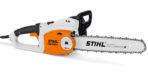 STIHL MSE 230 C-BQ 40 cm Tronçonneuse électrique performante de 2,3 kW avec tendeur de chaîne rapide (B)