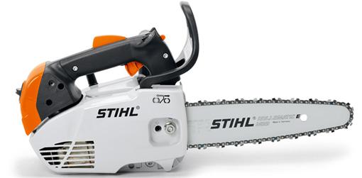 STIHL MS 150 TC-E  30 cm- Tronçonneuse d'élagage extrêment légère de 1,0kW