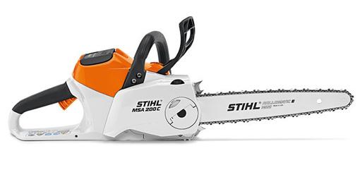 STIHL MSA 200 C-B 35 cm, sans batterie ni chargeur Puissante tronçonneuse sur batterie