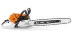 STIHL MS 500i 50cm Tronçonneuse thermique avec système d'injection de carburant à commande électronique