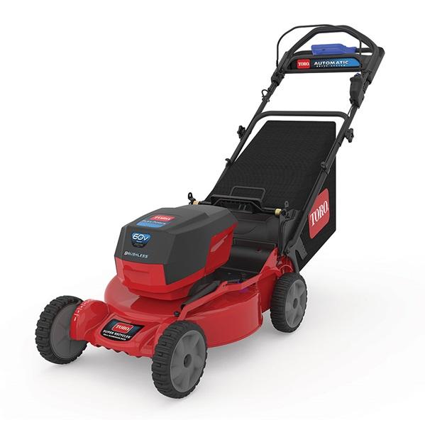Toro Tondeuse Super Recycler® de 48 cm à batterie électrique de 60 V MAX* avec AutoMatic Drive System® (21848)